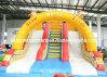 Diapositiva inflable de la diversión para el parque de atracciones