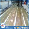 Плита поликарбоната теплостойкnGs твердого зерна толя солнечного света клетчатая Corrugated