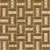 Mattonelle di mosaico di cristallo dell'argento & dell'oro (M8GL114A)