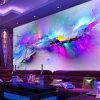 Douane die Waterdicht Zelfklevend Decoratief Behang voor Staaf afdrukken