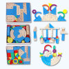 Kids (wj278382)를 위한 나무로 되는 Educational Jigsaw Puzzle Games