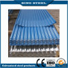 세륨 Approved를 가진 Ral Color Coating Corrugated Roofing Steel Sheet