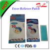 Corrección de enfriamiento del mitigador de la fiebre de la corrección del gel. para Baby Care Patch /Be Cool Patch