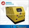 Generador silencioso estupendo del diesel 60kw de la potencia de Fujian