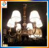 Alta calidad de la nueva lámpara europea del techo del bronce de la antigüedad del estilo