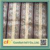 Tissu de sofa de Chenille de conception de bande