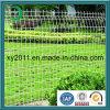 С горячей оцинковкой ПВХ покрытия дорожного временный забор