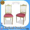 Banquet populaire Stacking Tiffany Chairs, Napoleon Chair Aluminium Chiavari Chair pour Hotel (XYM-ZJ74)