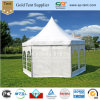 10m Diameter Hexagon Dome Aluminum Pagoda Tent (ZD-10)