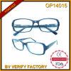 Op14015 vendem por atacado o Eyeglass do frame ótico de modelo novo