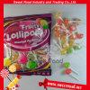 색깔 수정같은 과일 Lollipop