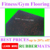 Ginásio Fitness Center Bom Anti-Slip Colorido EPDM Rubber Flooring Fitness