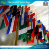 pays National Flag (J-NF05F06001) de 3X5FT Quality Polyester Nylon