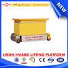 China-Hersteller-selbstangetriebene hydraulische Scissor Aufzug-Plattform