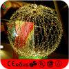 豪華な球ライトクリスマスの装飾