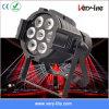 Het verbazen RGBW 4in1 LED 7*10W LED PAR Light