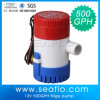インドの浸水許容のPump Seaflo 500gph 12V Submersible Pump Prices