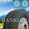 Pneus do pneu e do caminhão com teste padrão do reboque do teste padrão da movimentação