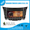 GPS A8 Chipset 3 지역 Pop 3G/WiFi Bt 20 Disc Playing를 가진 Hyundai I30 2013년을%s 인조 인간 4.0 Car DVD Player