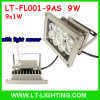 9W LED Flood Light met Light Sensor (Lt.-fl001-9AS)