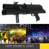 가장 새로운 3 맨 위 전기 서류상 기계 Confetti 전자총 (CSL-420)