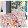 Home Textile를 위한 높은 Width Twill Printed Microfiber Fabric