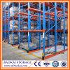 Warehouse Storage Use를 위한 Pallet Rack에 있는 ISO Q235 무겁 의무 Drive