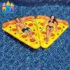 Galleggiamento gonfiabile dell'aria del giocattolo di Beatch della sosta dell'acqua di vendita della pizza delle guarnizioni di gomma piuma calde dei fenicotteri