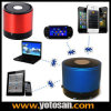Bluetooth Speaker Phone MP3 con tarjeta SD Mic caliente Altavoz Bluetooth S10