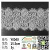 Crochet branco Chemical Lace Fabric/Water - Lace solúvel Trim