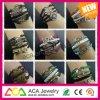 2014 Form-Charme-Armband, ledernes Verpackungs-Armband, Unisexfreundschaft-Armbänder