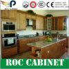 Nuovo armadio da cucina americano di legno solido di sconto di disegno 2013 (KP-R5)