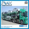 3axles Cheap Car Trailer, 중국에 있는 Car Carrier Trailer