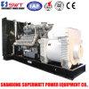 1375kVA 11kv Hv Mtu에 의하여 고전압 디젤 엔진 발전기 발전소 발전소