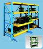 Racking industriale del cassetto della muffa galvanizzato alta qualità