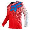 Красное выполненное на заказ качество Breathability Sportwaer задействуя Джерси (MAT60)