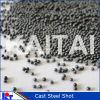 Abschleifendes Steel Shot Blasting für Rust Removal S390