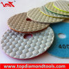 Dry Flexible Diamond Polishing Pads for Polishing Granite