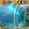 bobina de aluminio 7075 de 0.06m m 7060 7108 con la película azul para el envase líquido