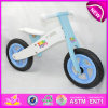 Estoque! ! ! ! 2014 Wooden conservado em estoque Bike Toy para Kids, Stock Wooden Bike Toy para Children, Wooden Balance Bike Set para Baby Factory W16c090