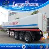 トレーラー40000リットルの半ディーゼル油タンク、燃料タンクのトレーラー