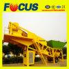 De grote Installatie van de Concrete Mengeling van de Installatie Yhzs75 van de Capaciteit Concrete Mobiele