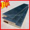 De Plaat van het Smeedstuk van het Titanium van gr. 2 met Opgepoetste Oppervlakte