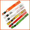 Grampo plástico Wristband tecido (PBR008)
