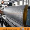Calendario antideslizante de la maquinaria de la estera del PVC de la máquina que lamina