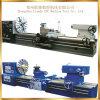 최신 판매 보편적인 가벼운 수평한 금속 선반 기계 Cw61100