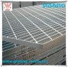 Serrated galvanizzato Steel Grates/Grating per Construction