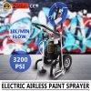 Machine de pulvérisation de véritable pulvérisateur privé d'air électrique de la peinture Ds219