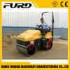 mini rodillo vibratorio hidráulico del compresor del asfalto 1000kg (FYL-890)