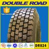 El neumático diagonal de goma de los distribuidores del neumático del neumático del carro pesado tachona la profundidad de pisada del neumático 315/70r22.5